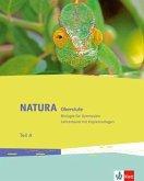 Natura Biologie Oberstufe. Lehrerband Teil A mit DVD-ROM. Ausgabe ab 2016