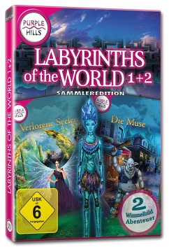 Purple Hills: Labyrinths of the World 1+2 (Wimmelbild-Abenteuer)