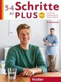 Schritte plus Neu 3+4. Deutsch als Zweitsprache für Alltag und Beruf