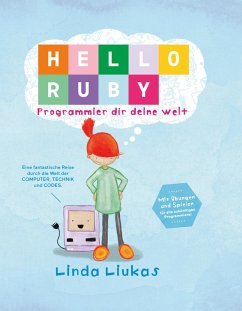 Hello Ruby (eBook, PDF) - Liukas, Linda