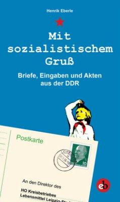 Mit sozialistischem Gruß (Mängelexemplar)