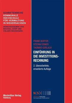 Einführung in die Investitionsrechnung (eBook, PDF) - Boffer, Frank; Eisner, Stefan; Gerlach, Thomas
