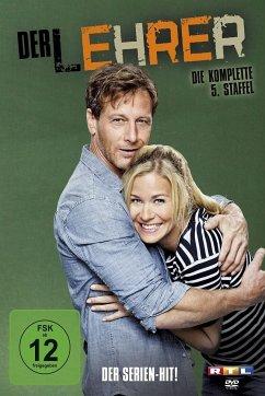 Der Lehrer - Die komplette 5. Staffel DVD-Box - Lehrer,Der