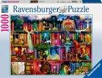 Ravensburger 196845 - Magische Märchenstunde - Puzzle, 1000 Teile