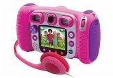 VTech 80-507154 - Kidizoom Duo 5.0 Pink, Kinder-Kamera