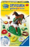 Ravensburger 285228 - Create & Paint - Pferd - Gipsfiguren gießen und bemalen
