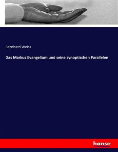 Das Markus Evangelium und seine synoptischen Parallelen