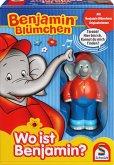 Schmidt 40580 - Benjamin Blümchen, Wo ist Benjamin, Elektronisches Spiel