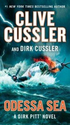 Odessa Sea - Cussler, Clive