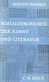 Sozialgeschichte der Kunst und Literatur (eBook, PDF)