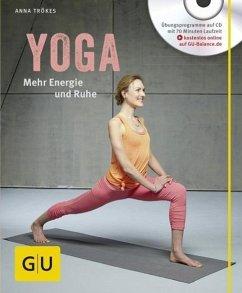 Yoga. Mehr Energie und Ruhe (mit CD) (Mängelexemplar)