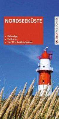 Go Vista Plus Reiseführer Regionenführer Nordse...