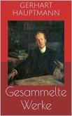 Gesammelte Werke (Vollständige Ausgaben: Buch der Leidenschaft, Die Ratten, Die Weber u.v.m.) (eBook, ePUB)