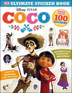 Ultimate Sticker Book: Disney Pixar Coco