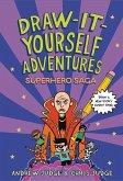 Draw-It-Yourself Adventures: Superhero Saga