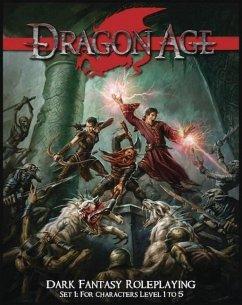Dragon Age RPG Core Rulebook