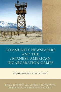 COMMUNITY NEWSPAPERS & THE JAP