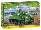 COBI Small Army 2464A - Sherman M4A1, World War II