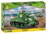 COBI Small Army 2464A - Sherman M4A1, World War II