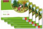 Mein Anoki-Übungsheft Wald. Arbeitsheft Klasse 3/4 (5-er Paket)
