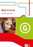 Red Line 4. Grammatiktraining aktiv 8. Schuljahr. Ausgabe 2014