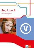 Red Line 4. Vokabeltraining aktiv 8. Schuljahr. Ausgabe 2014