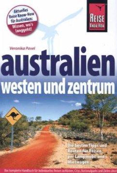 Reise Know-How Australien, Westen und Zentrum (...