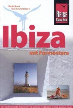 Reise Know-How Ibiza mit Formentera (Mängelexemplar) - Krasa, Daniel; Grundmann, Hans-Rudolf