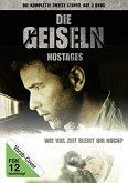 Die Geiseln - Hostages, die komplette zweite Staffel (3 Discs)