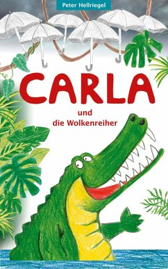 Carla und die Wolkenreiher (eBook, ePUB) - Hellriegel, Peter