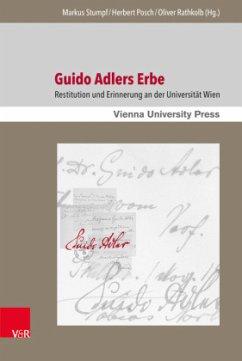 Guido Adlers Erbe