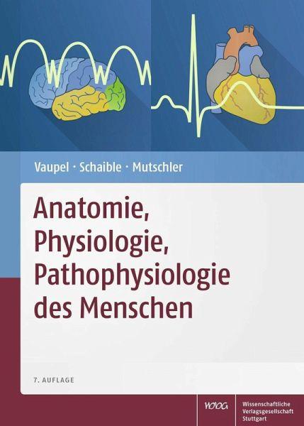 Anatomie, Physiologie, Pathophysiologie des Menschen (eBook, PDF ...