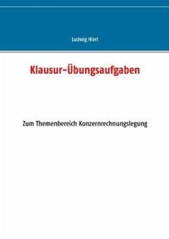 Klausur-Übungsaufgaben - Hierl, Ludwig