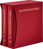 Die Wiedmann Bibel - Art-Edition (rot)