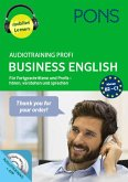 PONS Audiotraining Profi Business English, Audio-CDs