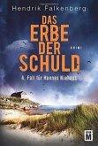 Das Erbe der Schuld / Hannes Niehaus Bd.4