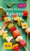 Klevers Kompass Kalorien & Fette 2017/18 (Mängelexemplar)
