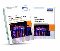 Tabellenbuch Elektrotechnik mit Formelsammlung - Lennert, Hans; Wellers, Hermann
