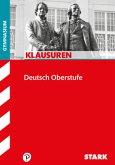 Klausuren Gymnasium - Deutsch Oberstufe