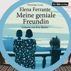 Meine geniale Freundin / Neapolitanische Saga Bd.1 (MP3-Download) - Ferrante, Elena