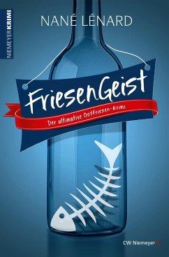 FriesenGeist (eBook, ePUB) - Lénard, Nané