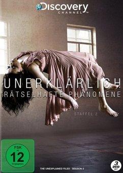 Unerklärlich - Rätselhafte Phänomene, Staffel 2...