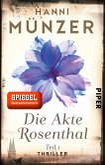 Die Akte Rosenthal 1 / Seelenfischer Tetralogie Bd.2 (eBook, ePUB)
