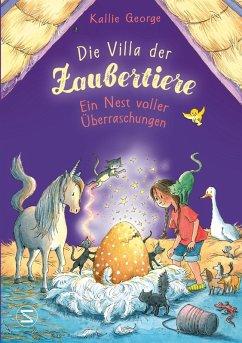 Ein Nest voller Überraschungen / Die Villa der Zaubertiere Bd.2 (eBook, ePUB) - George, Kallie