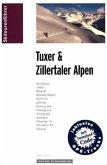 Skitourenführer Tuxer & Zillertaler Alpen