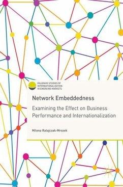 Network Embeddedness - Ratajczak-Mrozek, Milena