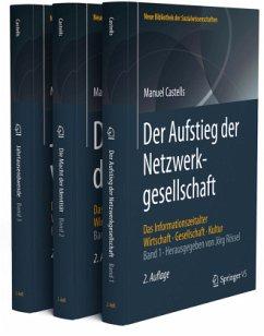 Das Informationszeitalter, 3 Bde. - Castells, Manuel