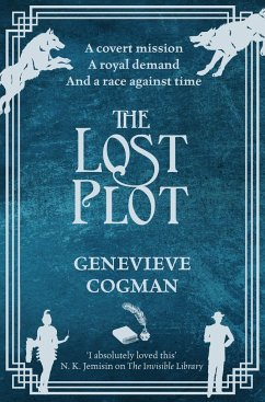 The Lost Plot - Cogman, Genevieve;Cogman (2), Genevieve Cogman