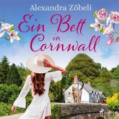 9788711714607 - Zöbeli, Alexandra: Ein Bett in Cornwall (Ungekürzt) (MP3-Download) - Bog