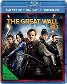 The Great Wall - 2 Disc Bluray